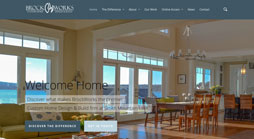BrockWorks Website Design