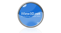 iView3D Logo Design