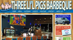 Three Li'l Pigs Website